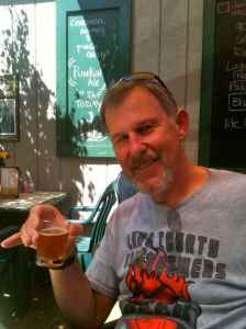 At DFH Rehoboth Brew & Eats. Cheers.
