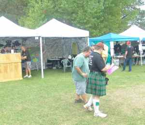 Yes, kilts were there.